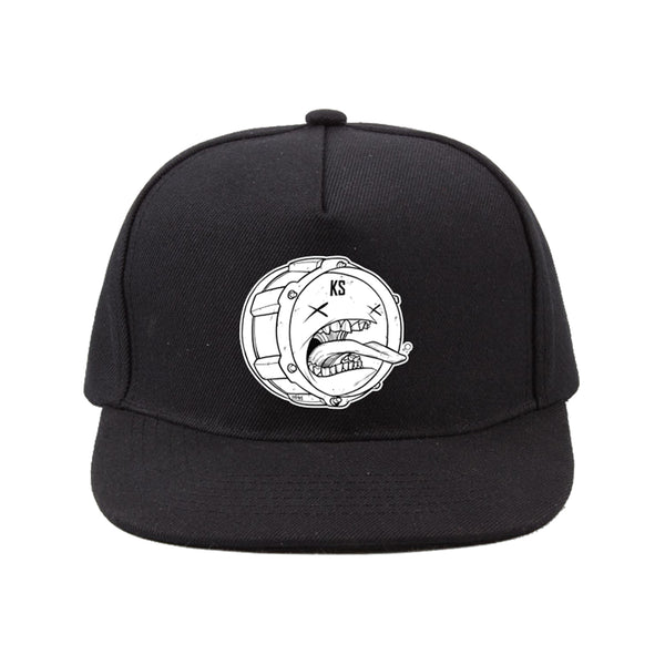 Kye Smith - Drum Logo Snapback Hat