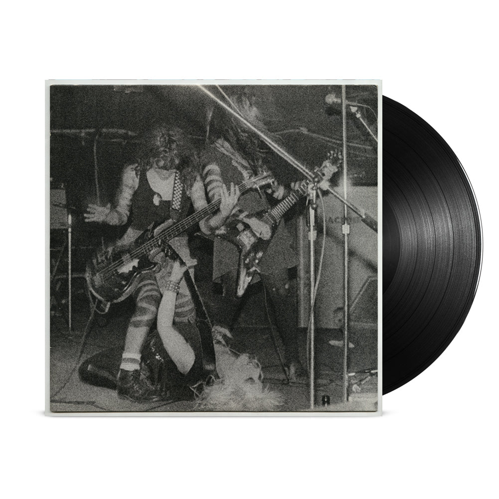 L7 - Self-Titled LP (Black - Signed)