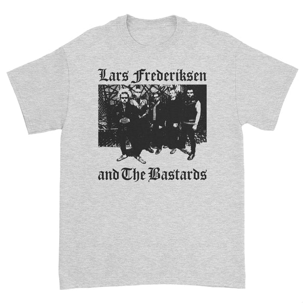 Lars Frederiksen - Photo T-Shirt (Ash)