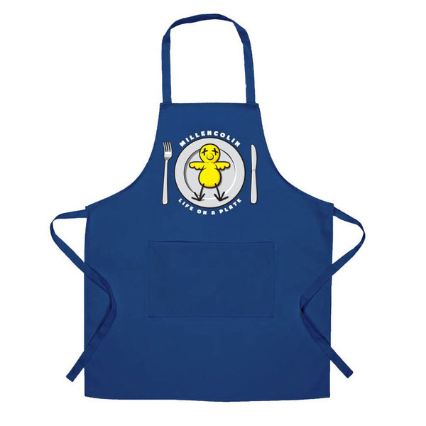 Millencolin Life on a Plate Apron (Blue)