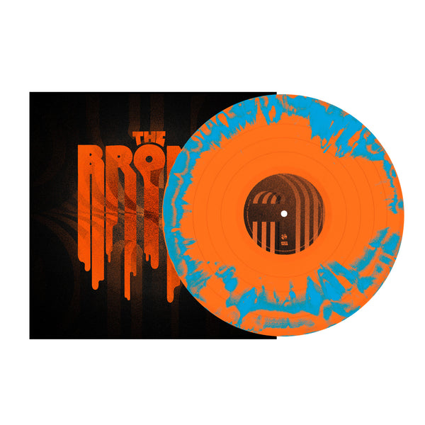 The Bronx - VI Vinyl (Orange Crush/Cyan Blue Galaxy)