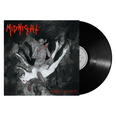 Midnight – Rebirth By Blasphemy LP (Black)