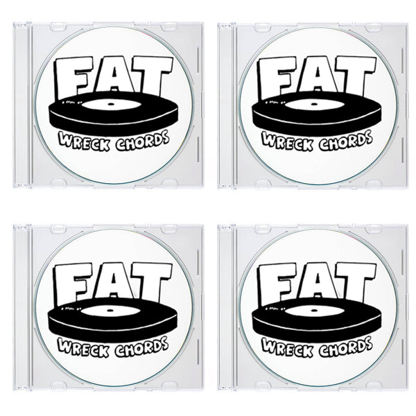 Fat Wreck Lucky Dip  CD Bundle