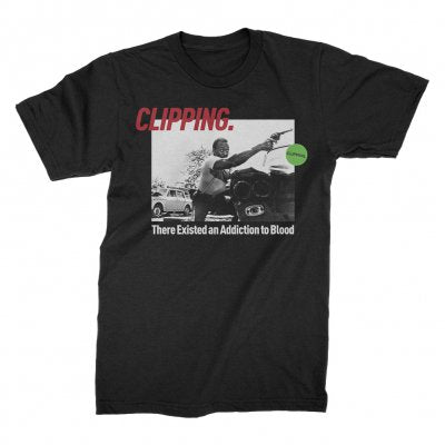 Clipping - La Mala Tee (Black)