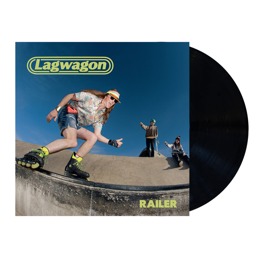 Lagwagon - Railer LP (Black)