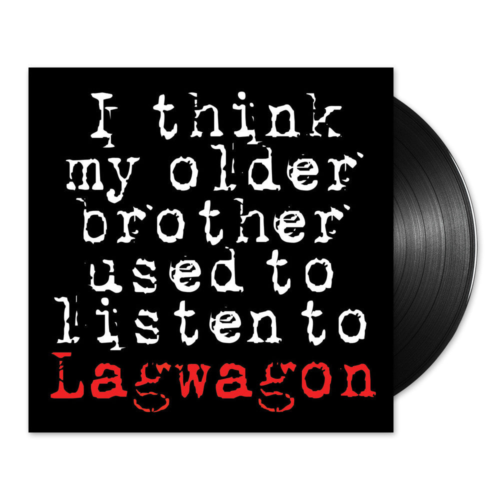 "Lagwagon - I Think My Older Brother Used To Listen To Lagwagon 12"" EP"