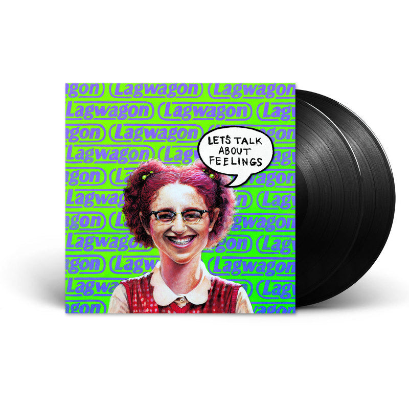 Lagwagon - Let's Talk About Feelings 2LP Black