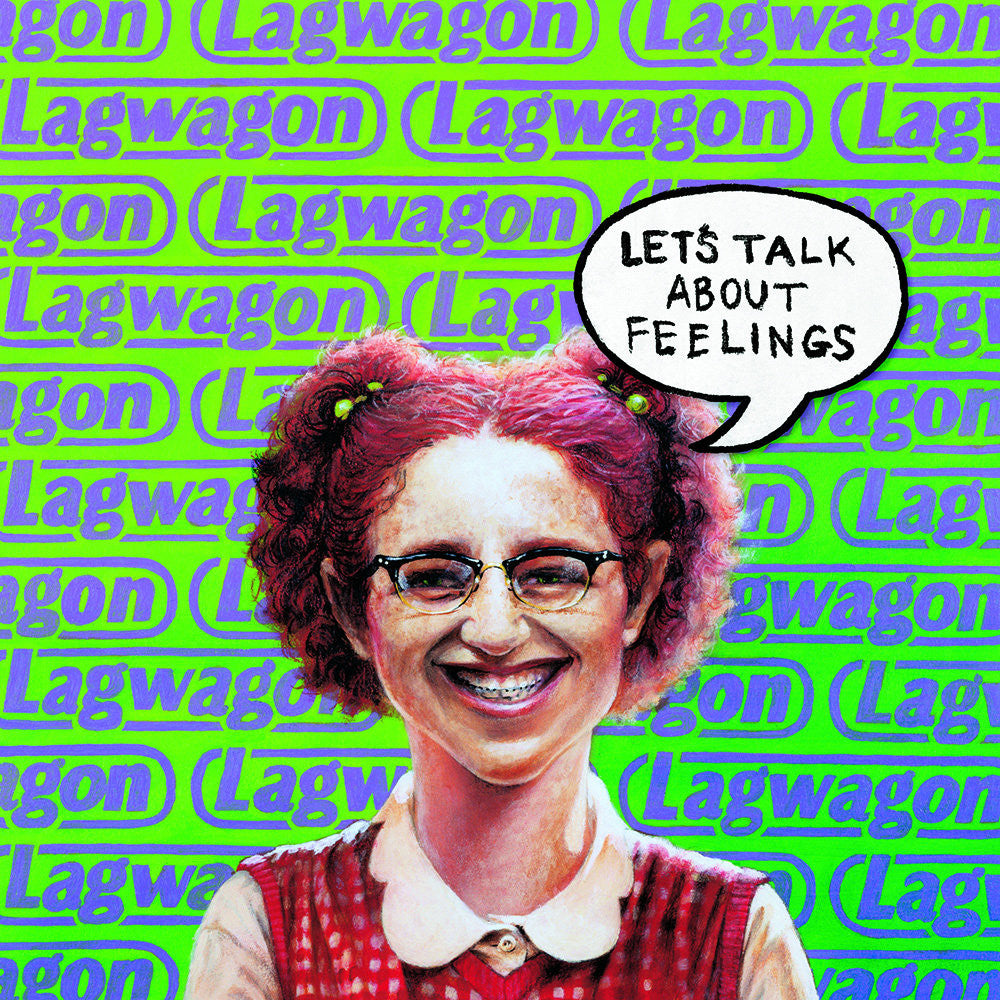 Lagwagon - Let's Talk About Feelings CD