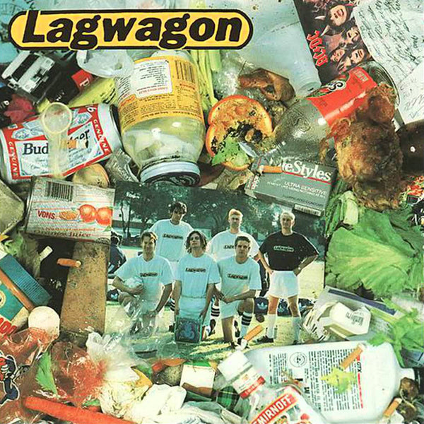 Lagwagon - Trashed CD Reissue