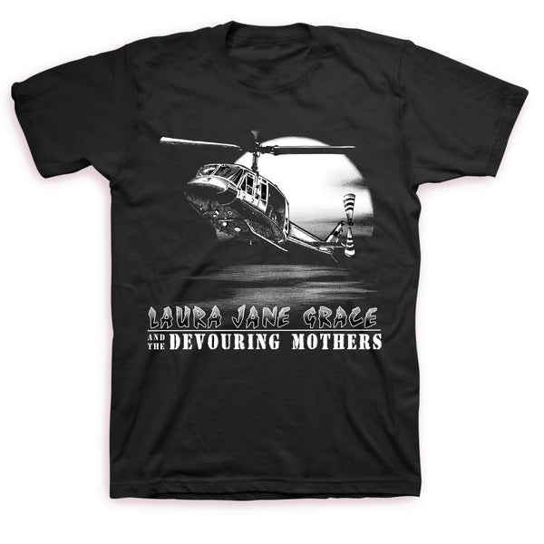 Laura Jane Grace and the Devouring Mothers - China Beach Tee (Black)