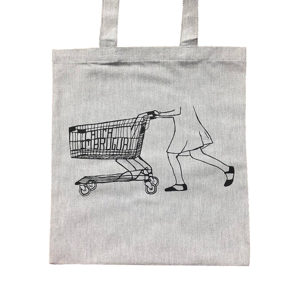 Laura Imbruglia - Trolley Tote Bag