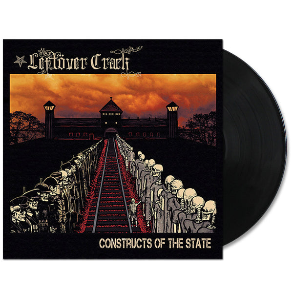 Leftover Crack - Constructs of the State LP