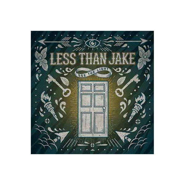 Less Than Jake - See The Light CD