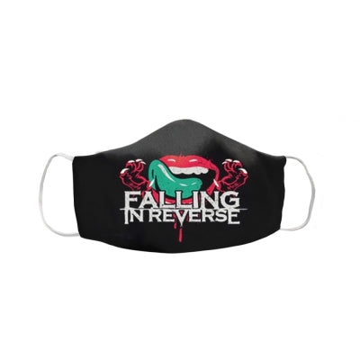 Falling In Reverse Lips Mask