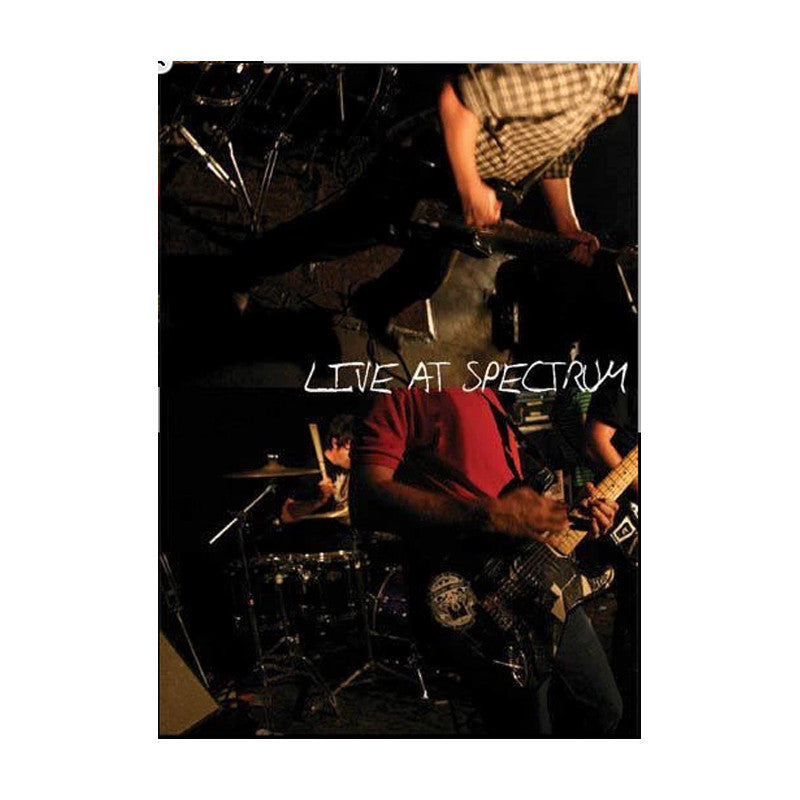The Nation Blue - Live At Spectrum DVD