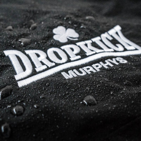 Dropkick Murphys - Logo Jacket (Black) Detail