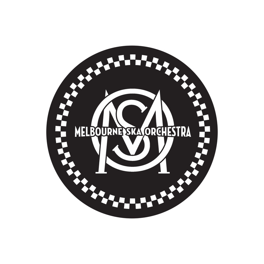 Melbourne Ska Orchestra - Logo Embroidered Patch