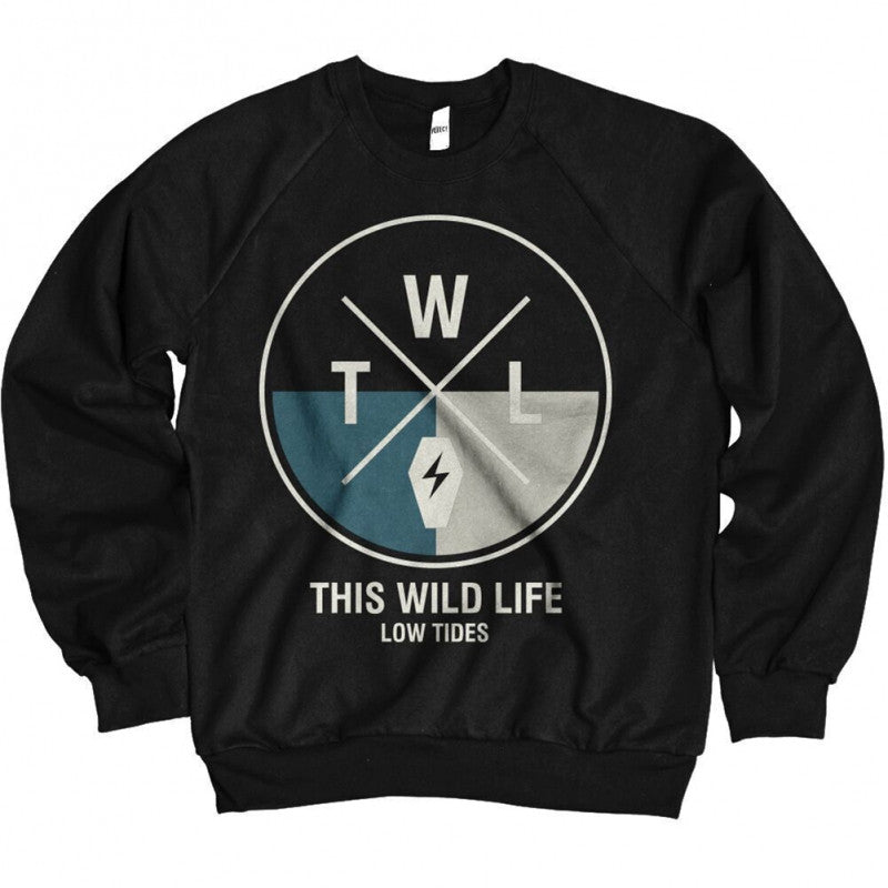 This Wild Life Low Tides Crewneck