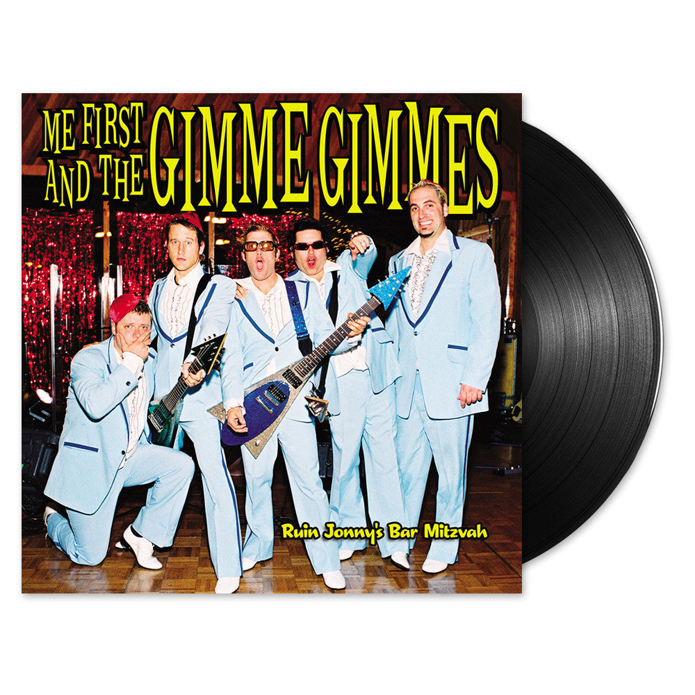 Me First And The Gimme Gimmes - Ruin Johnny's Barmitzvah LP