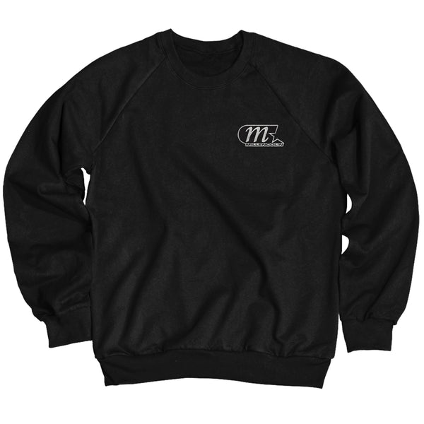Millencolin - M Star Patch Crewneck (Black)