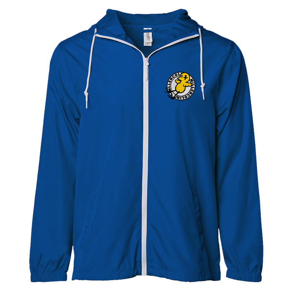 Millencolin - Bird Patch Windbreaker (Royal Blue)