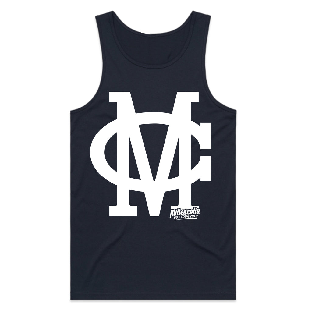 SOS Tour Tank (Navy)