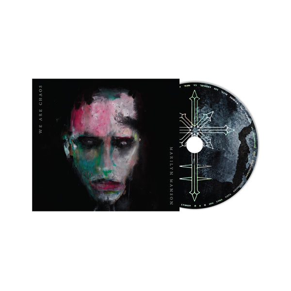 Marilyn Manson - WE ARE CHAOS CD