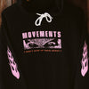 Movements - Ghost Hoodie (Black)
