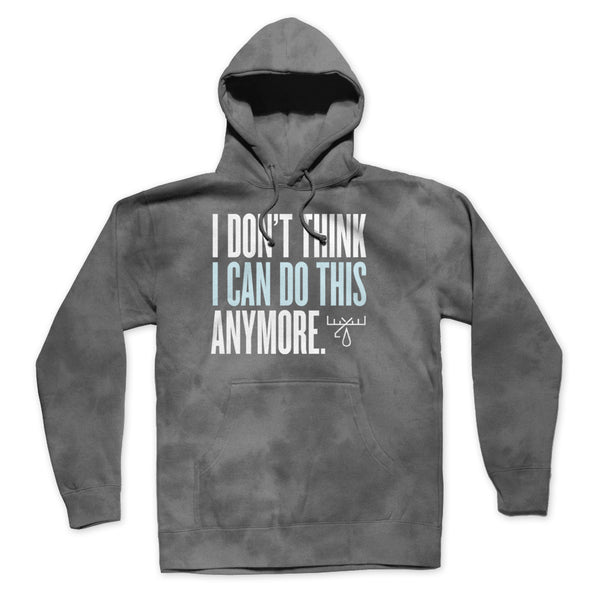 Moose Blood - IDTICDTA Pullover Hoodie (Acid Wash Grey)