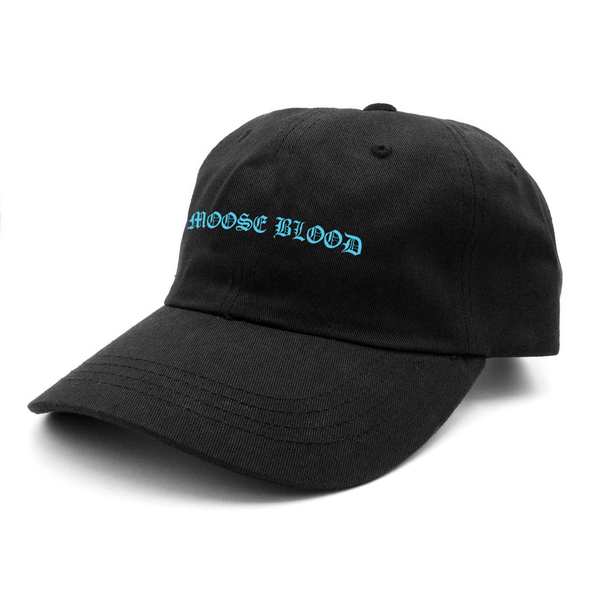 Moose Blood - Logo Dad Hat
