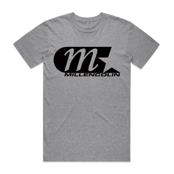 Millencolin - M Star Logo (Heather Grey)