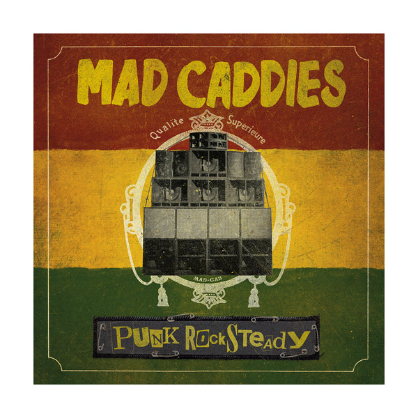 Mad Caddies - Punk Rocksteady CD