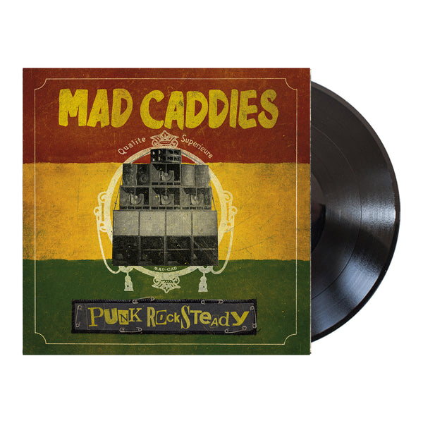 Mad Caddies - Punk Rocksteady LP (Black)