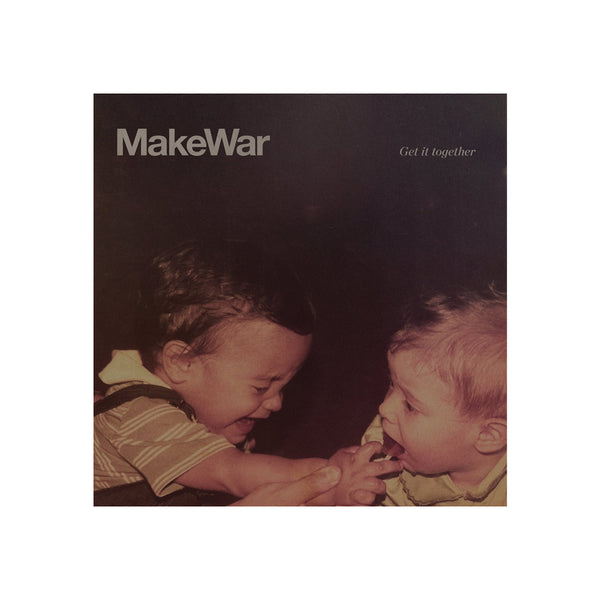 MakeWar - Get It Together CD