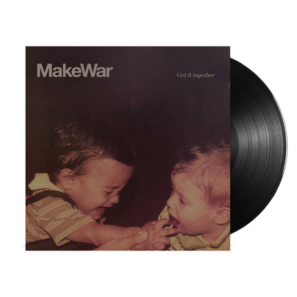 MakeWar - Get It Together LP (Colour)
