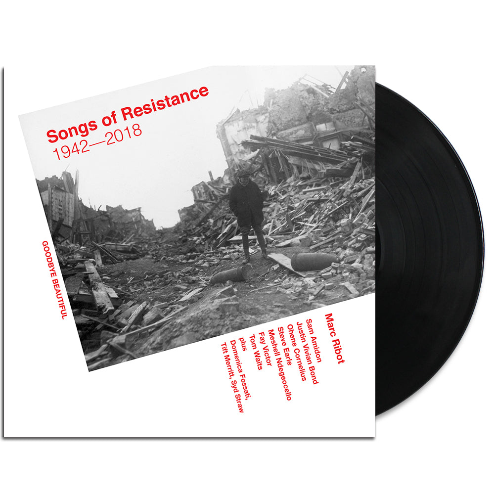 Marc Ribot - Songs Of Resistance 1942-2018 2LP (Black)
