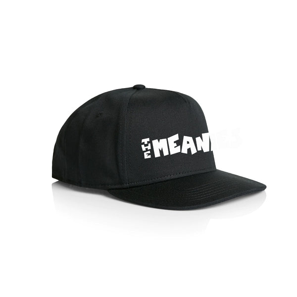 The Meanies - Logo Snapback Hat
