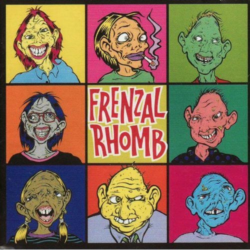 Frenzal Rhomb - Meet The Family CD