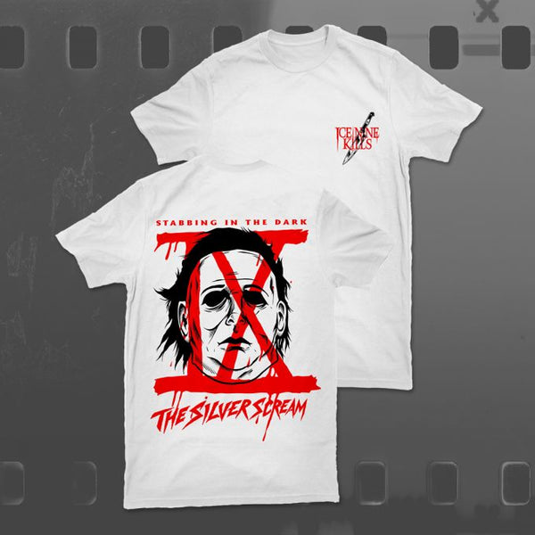 Ice Nine Kills - Michael Tee (white)