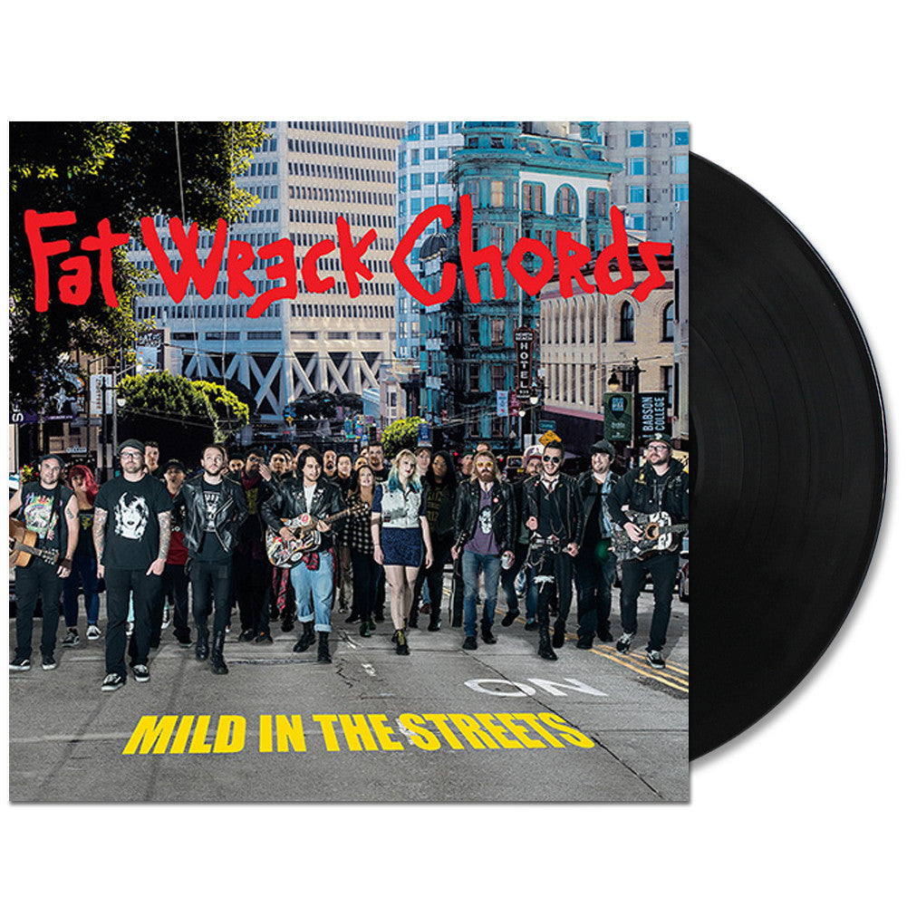 Various Artists - Mild In The Streets: Fat Music Unplugged LP