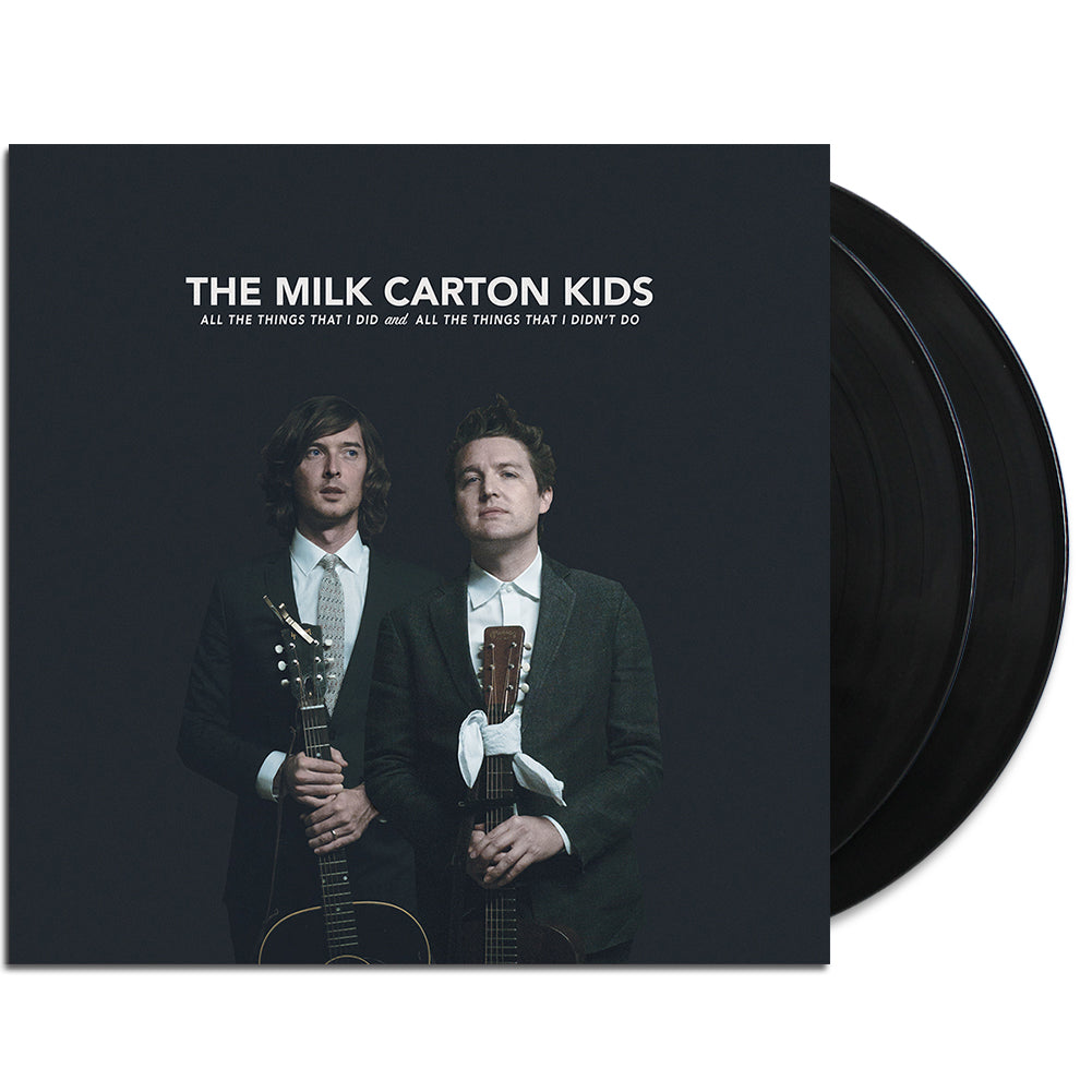 Milk Carton Kids - All The Things I Did 2LP (Black)
