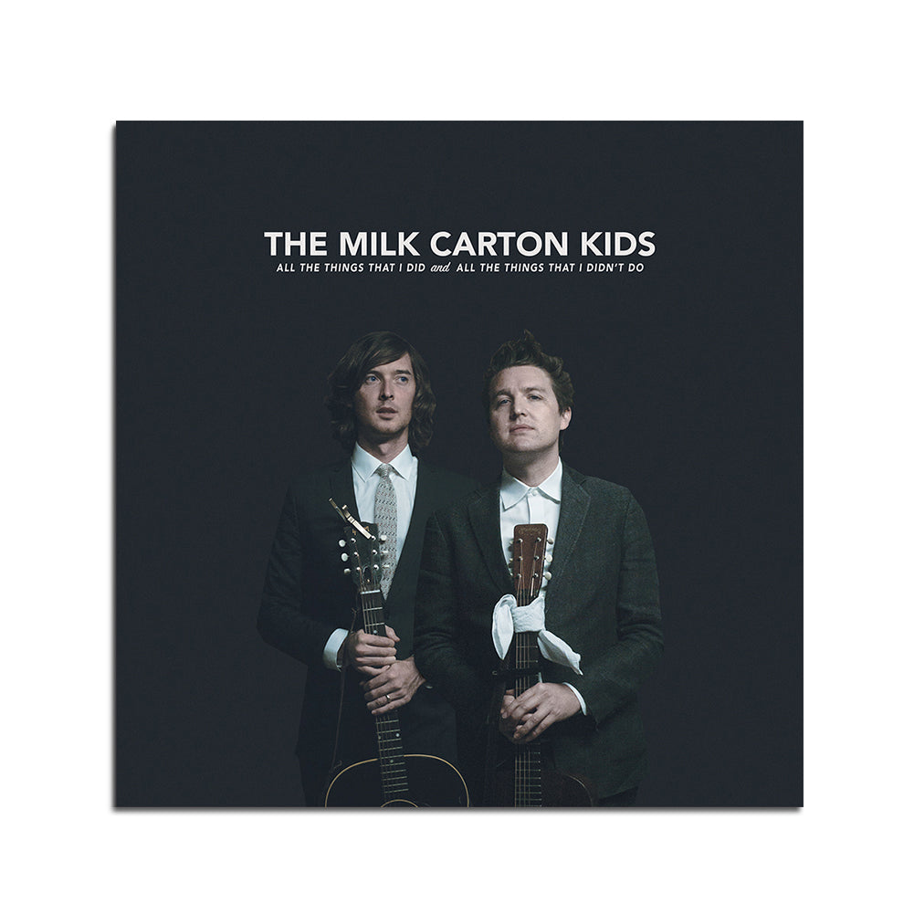 Milk Carton Kids - All The Things I Did CD