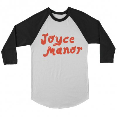 Joyce Manor - Milkshake Raglan (Black/White)