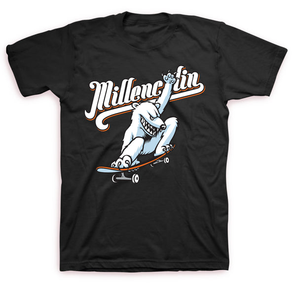 Millencolin Melancholy Bear T-shirt (Black)