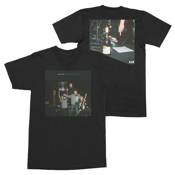 Joyce Manor - Million Dollars To Kill Me Album T-shirt