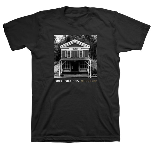 Greg Graffin - Millport T-shirt (Black)