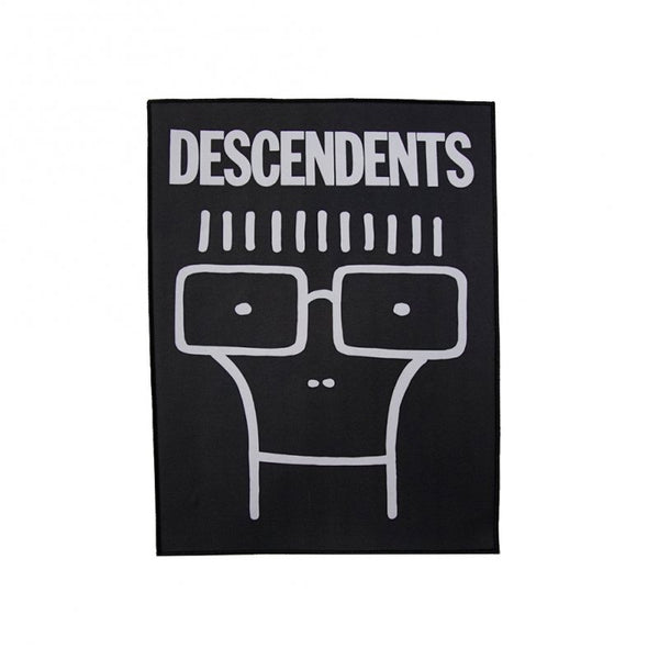 Descendents - Classic Milo Back Patch