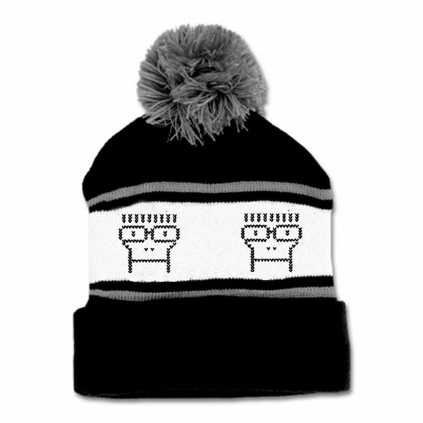 Descendents Milo Pom Pom Beanie Back
