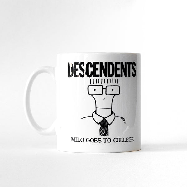 Descendents - Milo Goes To College Coffee Mug
