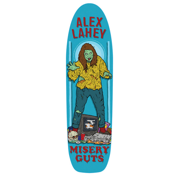 Alex Lahey - Misery Guts Skate Deck